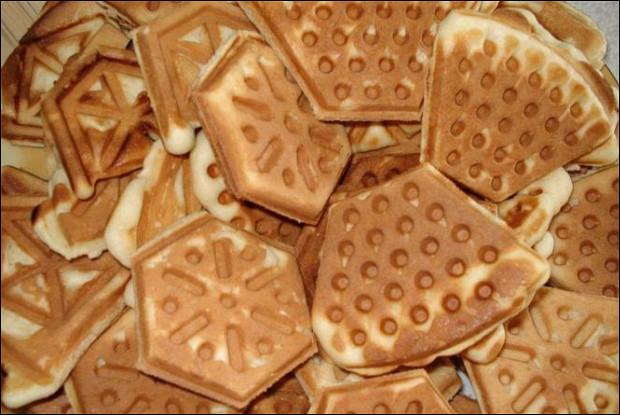рецепт печеньев в форме