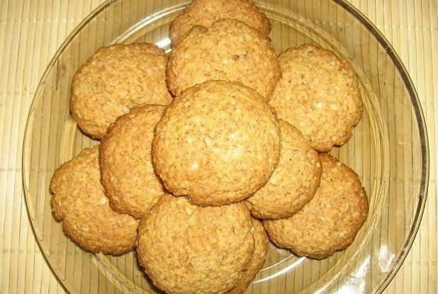 овсяное печенье рецепт еда