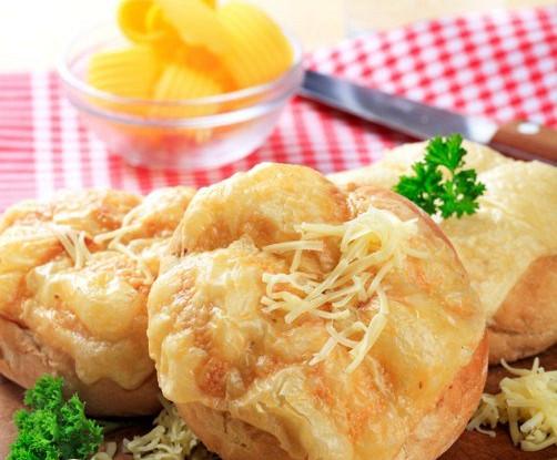 Сконы с чеширским сыром