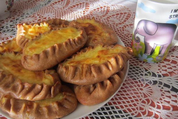 карельские пироги из ржаной муки