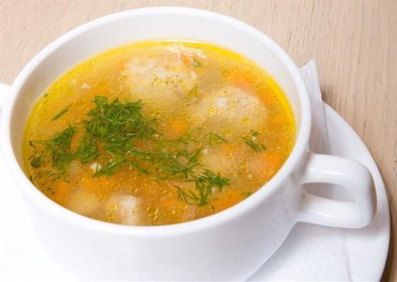Рыбный суп с пореем
