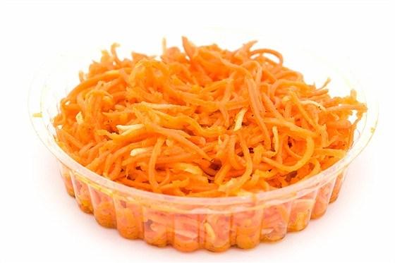 Морковь острая