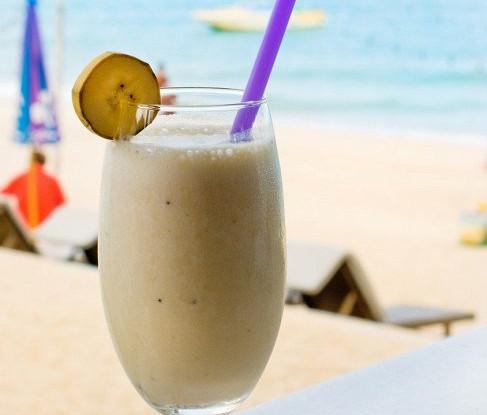 Напиток с плодами аноны