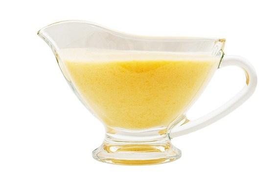 Лимонно-сливочный соус