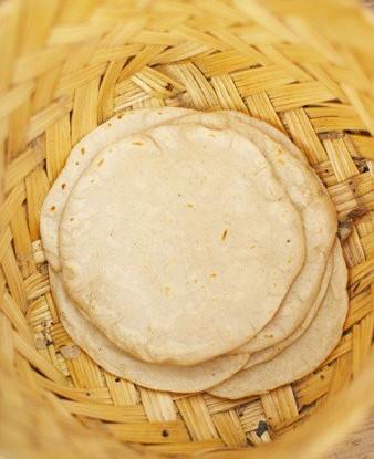 Тортильи из пшеничной муки
