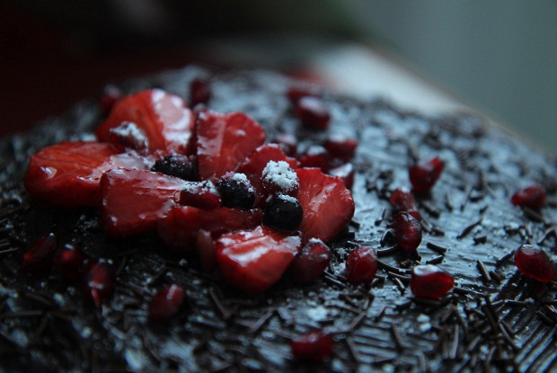 Торт «Прага» на сметане