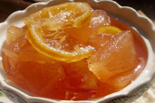 Мармелад с лимоном