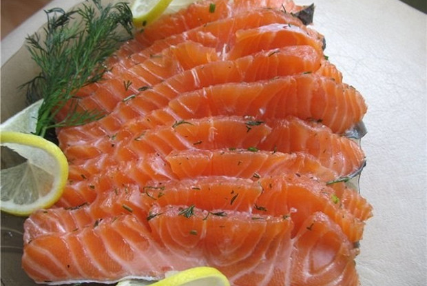 Для рыбы Маринад красной must give you