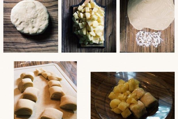 Нудли с картофелем