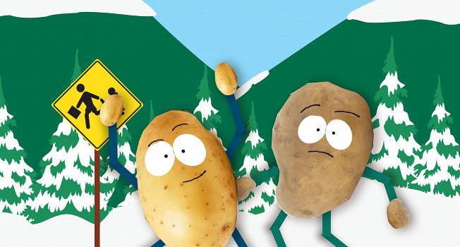 Восемнадцать вопросов про картошку