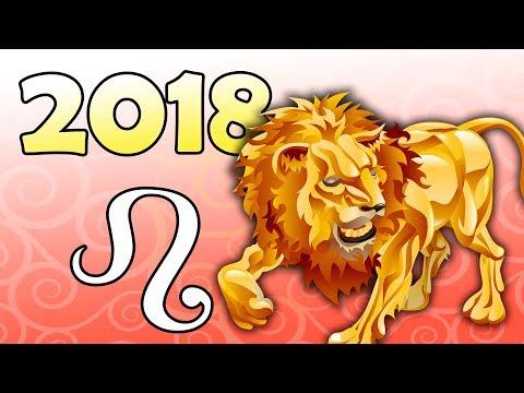 Гороскоп лев   2018 лев женщи