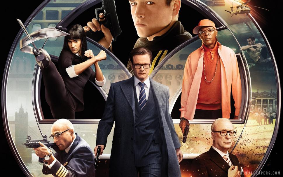 Film Kingsman: The Secret Service (2014) Online Subtitrat HD
