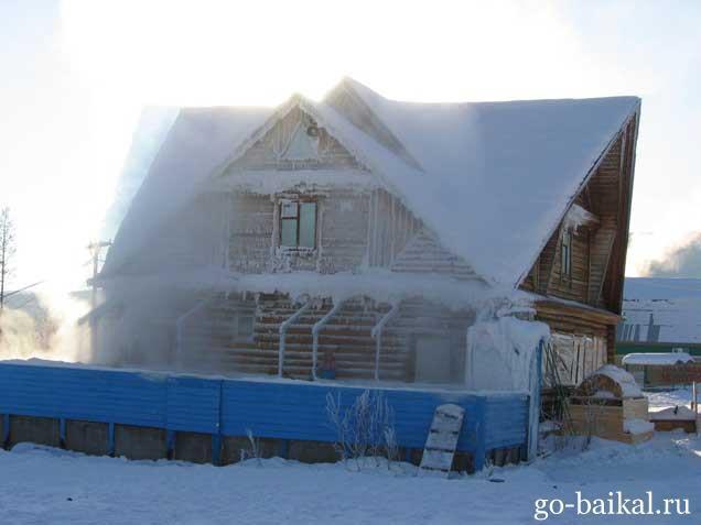 северобайкальск горячие источники гоуджекит гостиницы