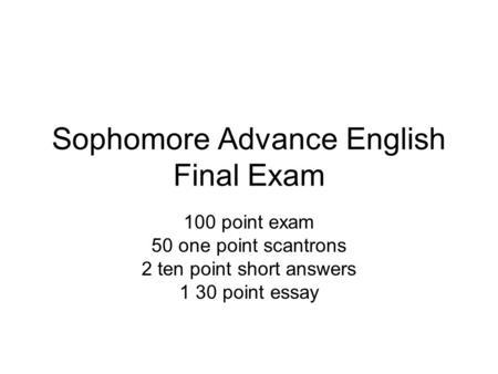 Write my issa final exam essay answers