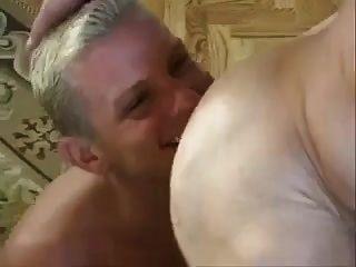 Caught wife masturbating for stranger