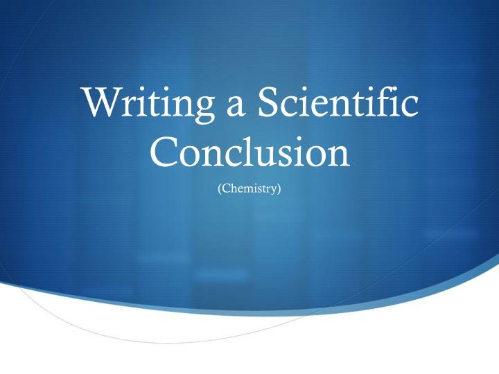 How to Write a Conclusion for a Research Paper: 15 Steps