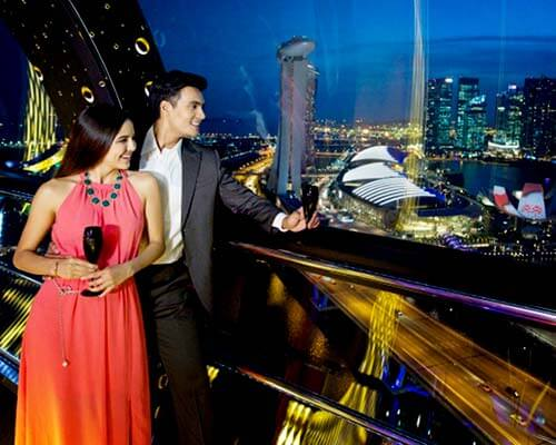 Romantic dating places in singapore