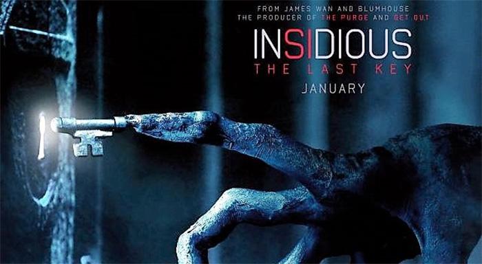 Nonton Film Horror Insidious: The Last Key 2018 Subtitle