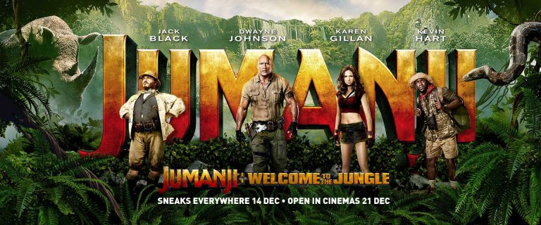 Download Jumanji Welcome to the Jungle Torrent Full
