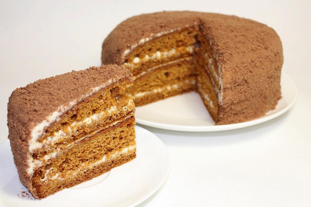 Рецепт торта самый быстрый