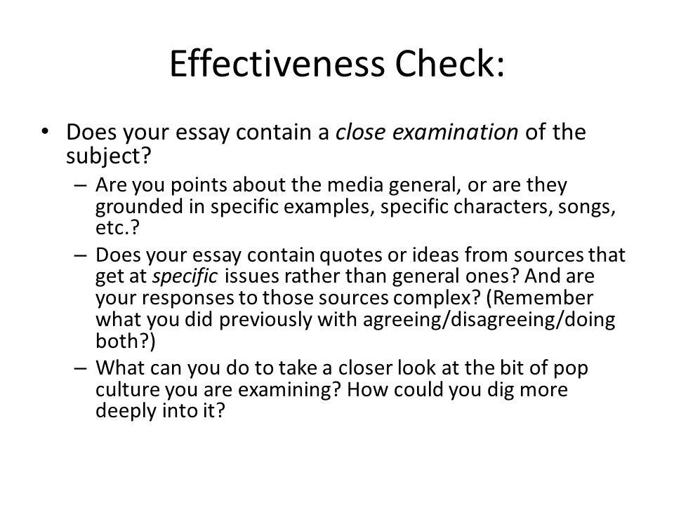Essay on auditing