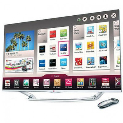 Lg Cinema 3d Smart Tv Manual
