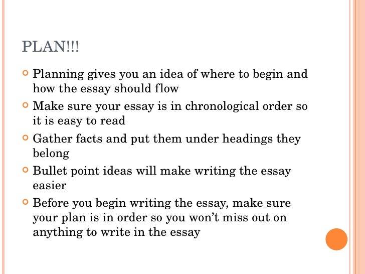 how to write a essay exolgbabogadosco - How To Write How To