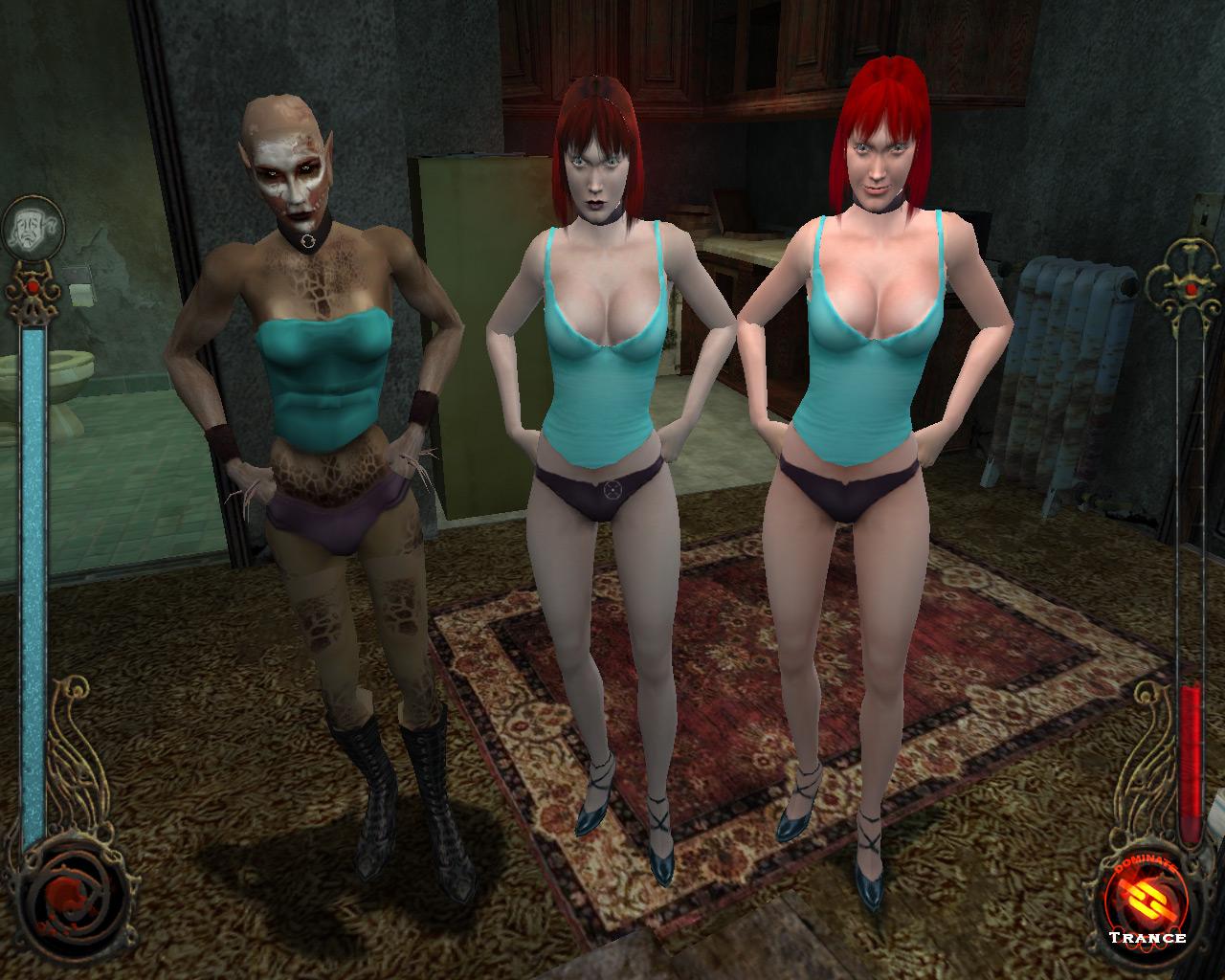 Vampire the masquerade nude mod