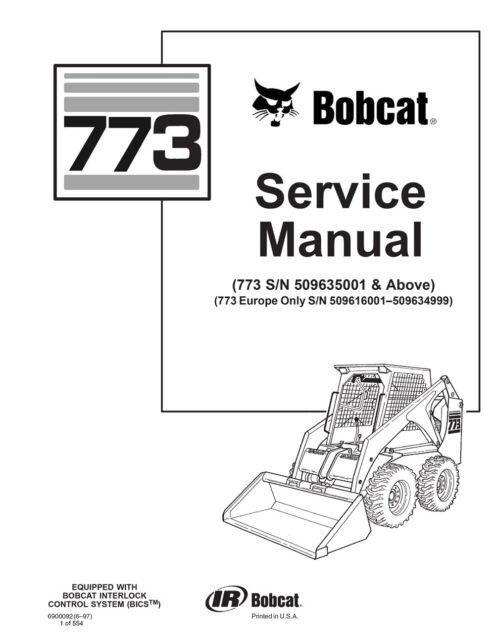 Bobcat Parts Manual DownloadPdf - thebookeenet