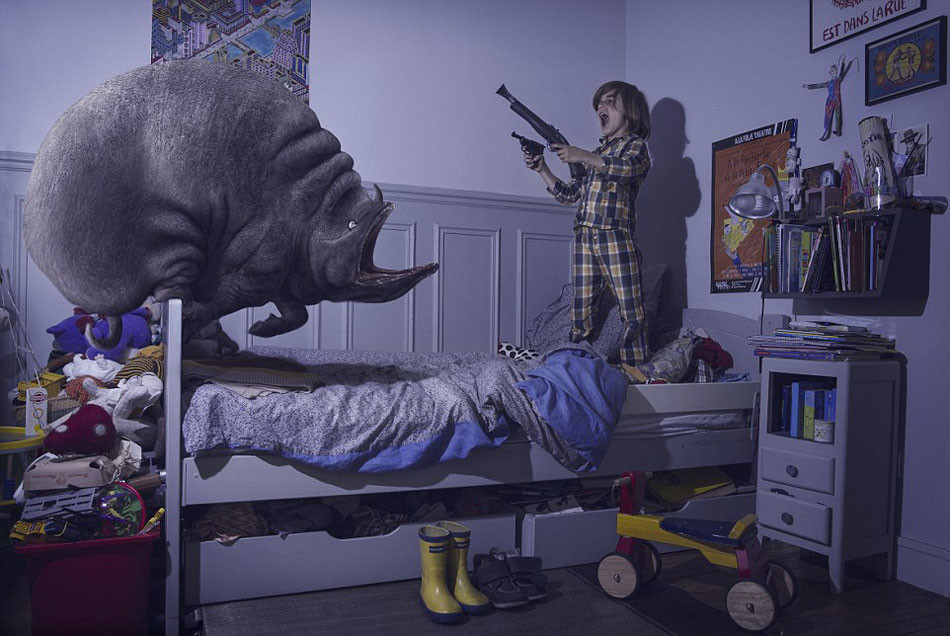 Страх что могу убить ребенка