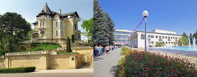 Отдых и лечение в санаториях России туры в Абхазию отдых