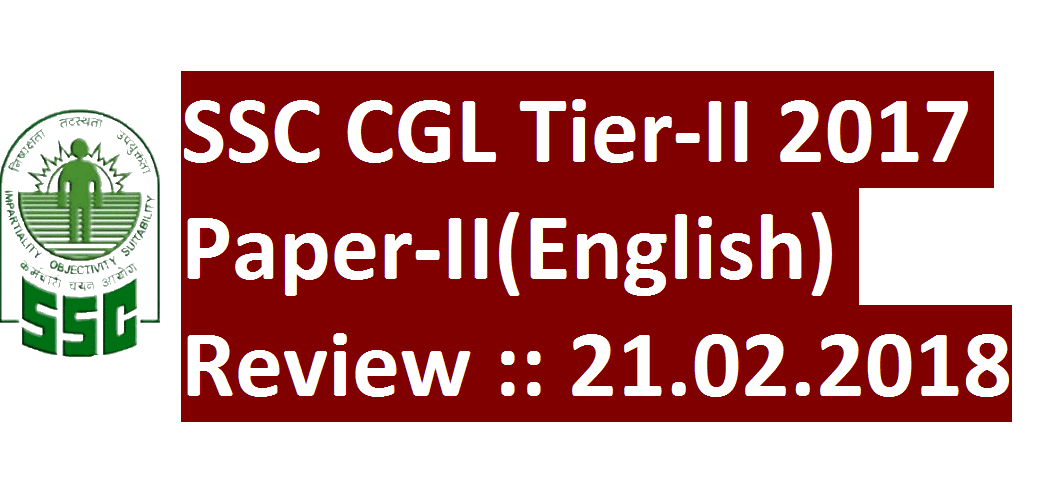 Check Now*) SSC CGL Syllabus 2018 for Tier-1 Tier-2