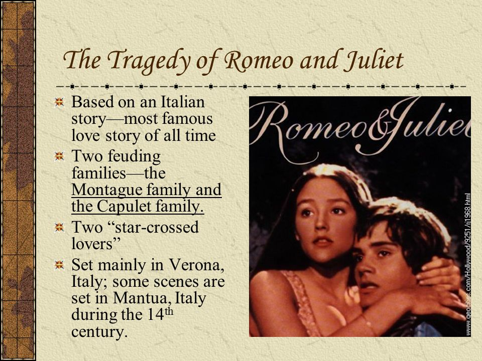 Themes of Romeo and Juliet - Do My Essay