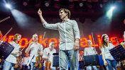 «Концерт памяти Честера Беннингтона»: RockestraLive