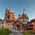 Мужской хор Саввино-Сторожевского монастыря