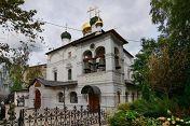 Хор Сретенского Монастыря. Концерт духовной музыки