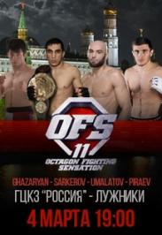 Международный турнир по смешанным единоборствам OFS-11