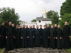Праздничный Патриарший мужской хор Московского Свято-Данилова монастыря