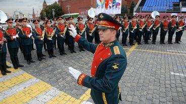 Фестиваль «Спасская башня-2019»: военные оркестры разных стран