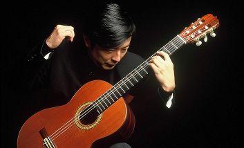 Фестиваль классической гитары «Магия гитары»: Кадзухито Ямасита