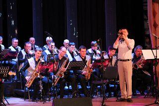 «Mister Funk»: Эстрадно-джазовый оркестр