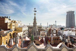 Выставка Антонио Гауди входной билет+экскурсия до 12 лет