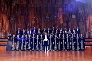 Гала-концерт VII Фестиваля хорового искусства