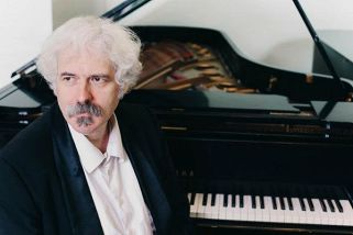 Михаил Лидский (фортепиано). Шуман, Брамс
